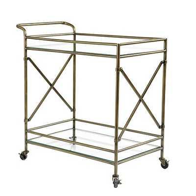 Olivia Bar Cart - Ballard Designs