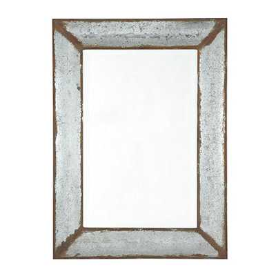Zinc Framed Mirror - Ballard Designs