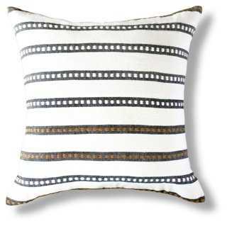 Kombolcha Pillow - 20x20 , With Insert - One Kings Lane