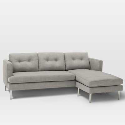 Jackson 2 Piece Chaise Sectional - West Elm