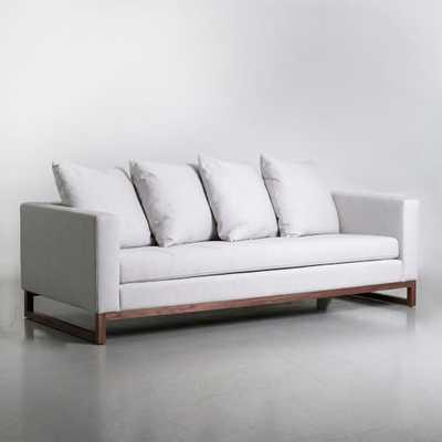 Toss-Back Down-Filled Sofa - West Elm