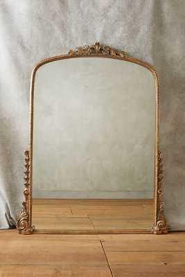 Gleaming Primrose Mirror - Medium - Anthropologie