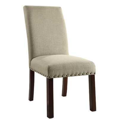Winthrop Parsons Chair- Set of 2 - Wayfair