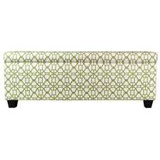 Noah Sole Secret Upholstered Storage Bench - Wayfair