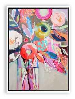 "Erin Gregory, Spring Blooms -14"" x 22""-Framed - One Kings Lane"
