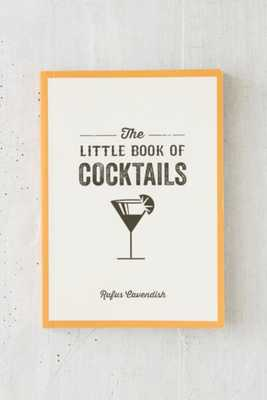 The Little Book Of Cocktails - Urban Outfitters