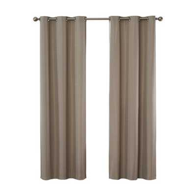 "Nikki Single Curtain Panel -63"" - AllModern"
