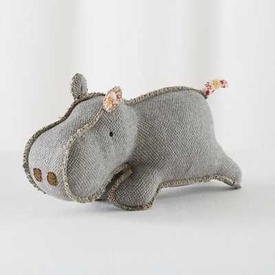 Hip Hippo Plush - Land of Nod