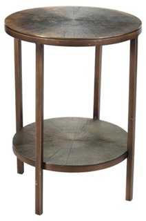 Linwood Side Table - One Kings Lane