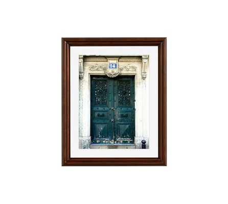"PARIS BOULEVARD FRAMED PRINT - 16"" x 20"" - Pottery Barn"
