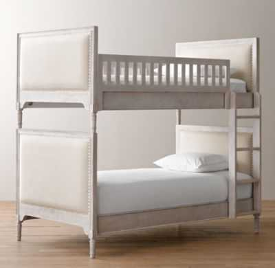 Marcelle twin-over-twin bunk bed - RH Baby & Child