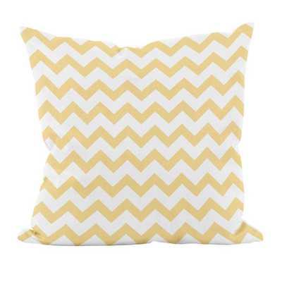 Chevron Decorative Down Throw Pillow - AllModern
