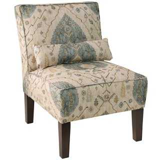 Bergman Accent Chair - One Kings Lane