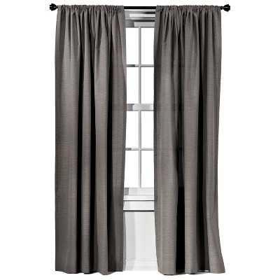 "Thresholdâ""¢ Farrah Curtain Panel - Target"