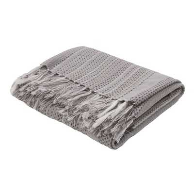 Posy Handloom Modern Throw Blanket - AllModern