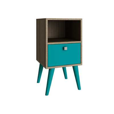 1 Drawer Nightstand - AllModern