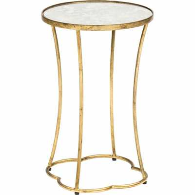 Kylie Round Accent Table - High Fashion Home
