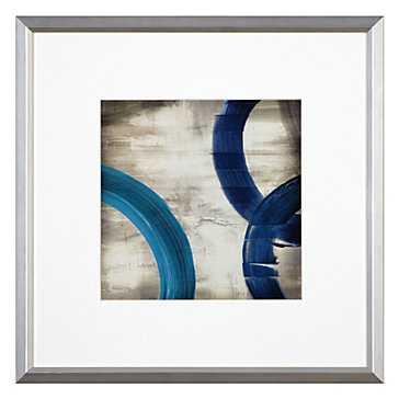 Halcyon 1 - 21.5x21.5 - Framed - Z Gallerie