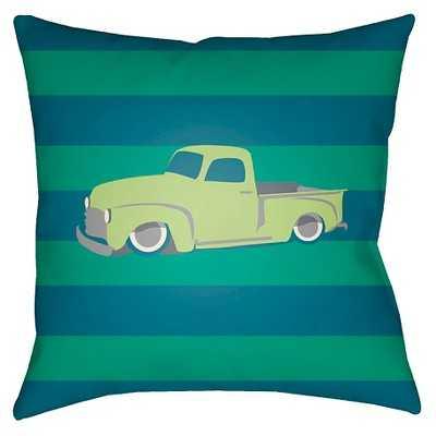 Truck Decorative Pillow - Target