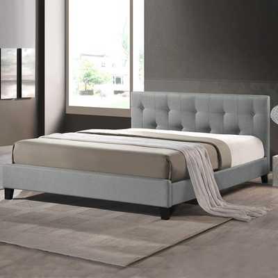 Baxton Studio Annette Modern Bed - Full - Overstock