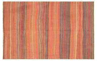 "Turkish Striped Kilim, 4'10"" x 7'8"" - One Kings Lane"