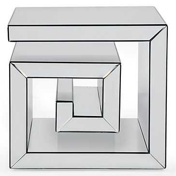 Eternal Cube End Table - Z Gallerie