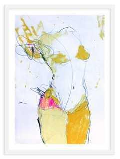 Jylian Gustlin, Ad Lucem XIV - Framed - One Kings Lane