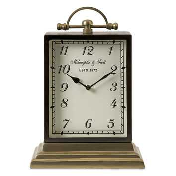 Ford Oversized Desk Clock - High Fashion Home