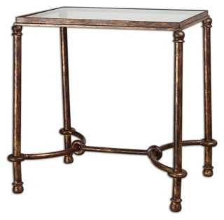 Wilcox Industrial Side Table - One Kings Lane