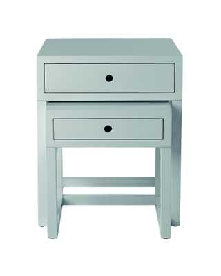Webster Nesting Tables - Serena and Lily