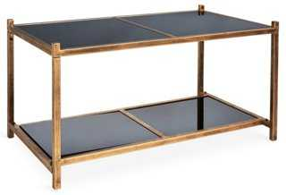 Luton Tiered Coffee Table - One Kings Lane