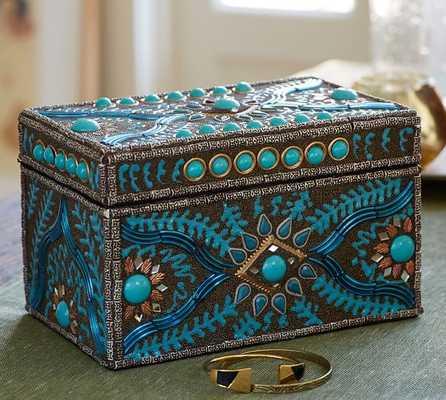 Embellished Jewel Box - Pottery Barn