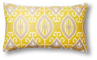 Eva Outdoor Pillow - One Kings Lane