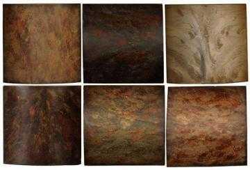 KLUM WALL ART - SET OF 6 - Home Decorators