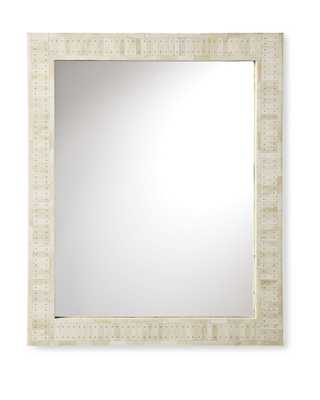Cyprus Bone Inlay Mirror - Serena and Lily