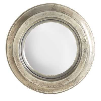 Versatile Silver Mirror - Wisteria