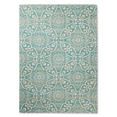 "Area Rug Savanna Turquoise 5'X7' - Thresholdâ""¢ - Target"