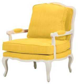 Agatha Accent Chair - One Kings Lane