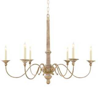 Country Small Chandelier - One Kings Lane