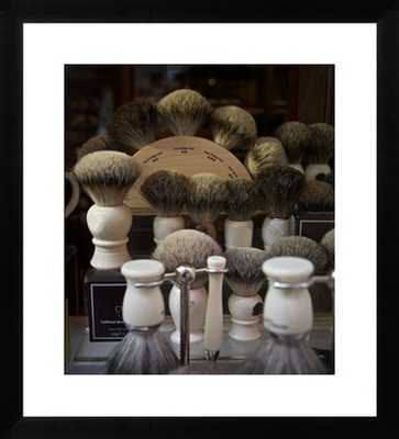 Old Fashioned Men's Shaving Brushes - Photos.com by Getty Images