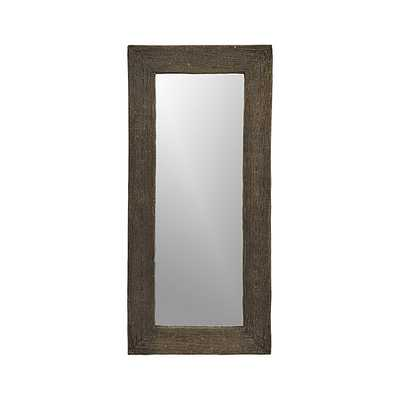 Aaliyah Rectangular Wall Mirror - Crate and Barrel