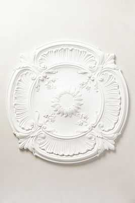 Acanthus Ceiling Medallion - Anthropologie