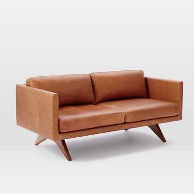 Brooklyn Leather Sofa - West Elm