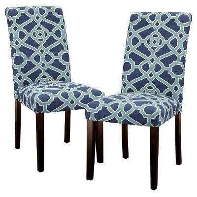 Avington Upholstered Dining Chair (Set of 2) - Target