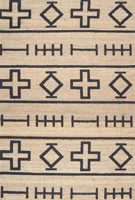 Berta Native Symbols Rug - Rugs USA