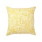 Hatch Pillow in Mustard - Domino
