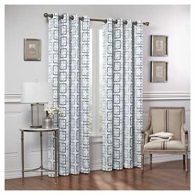 Vue Signature Marley Trellis Curtain Panel - Target