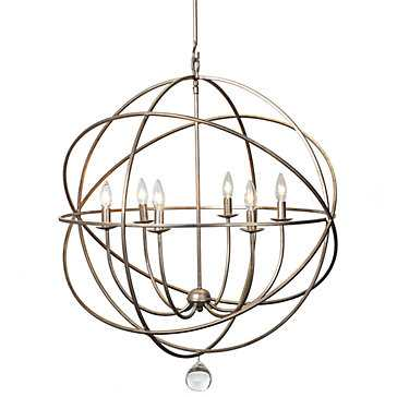Eclipse Chandelier - Z Gallerie