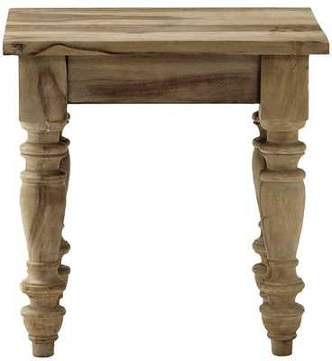 EAST INDIA END TABLE - Home Decorators