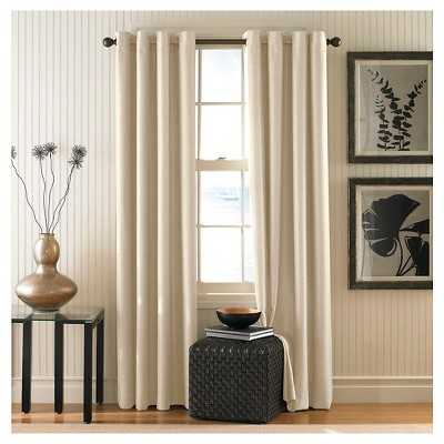 "Curtainworks Monterey Lined Curtain Panel- 132"" - Target"